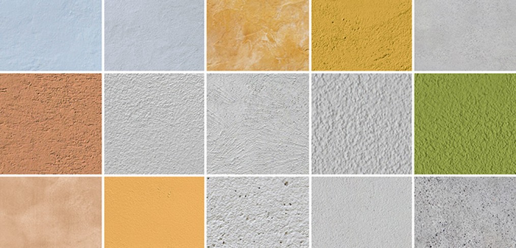 seamless tileable plaster textures