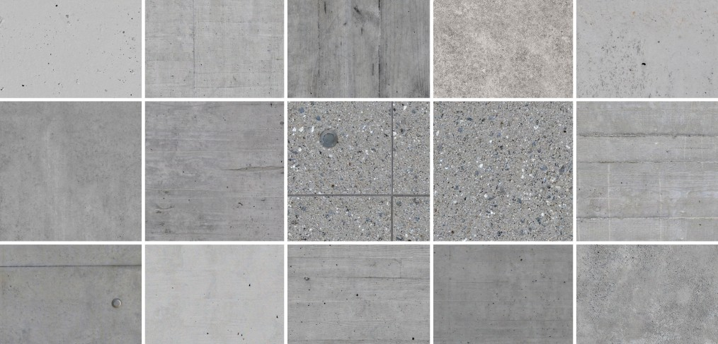 Seamless tileable Concrete Textures