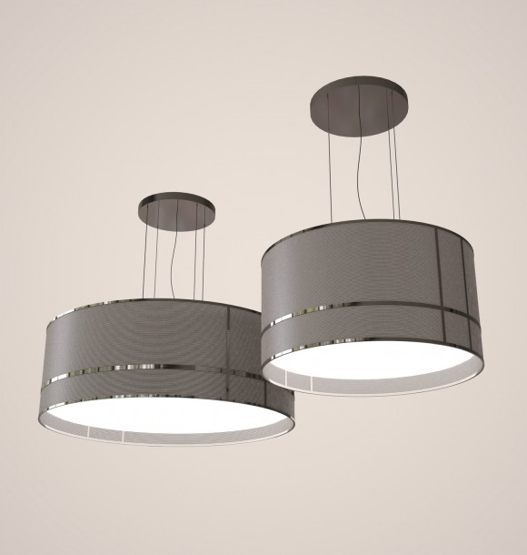 Orione Suspension Light by Fendi