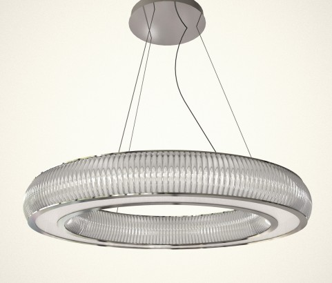 Reha Suspension Light by Fendi Casa