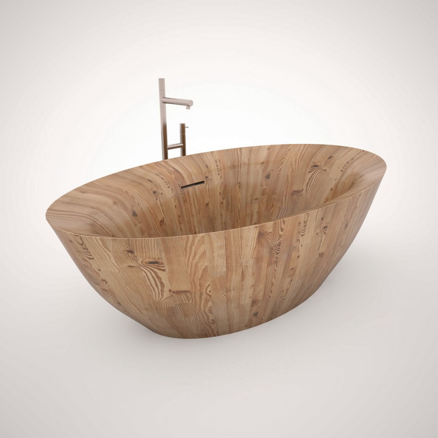 Bath 3d Model - Alegna Laguna Pearl