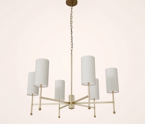 Tigermoth Lighting - Stem Chandelier