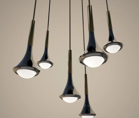 Studio Italia Design - Rain Lamp