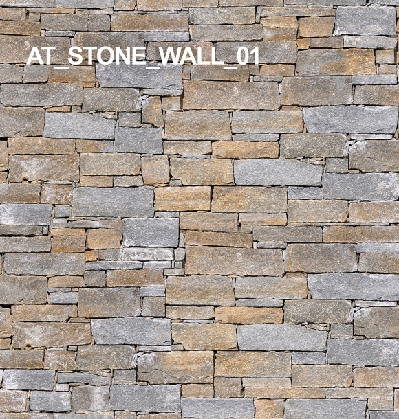 Stone Wall Texture 01